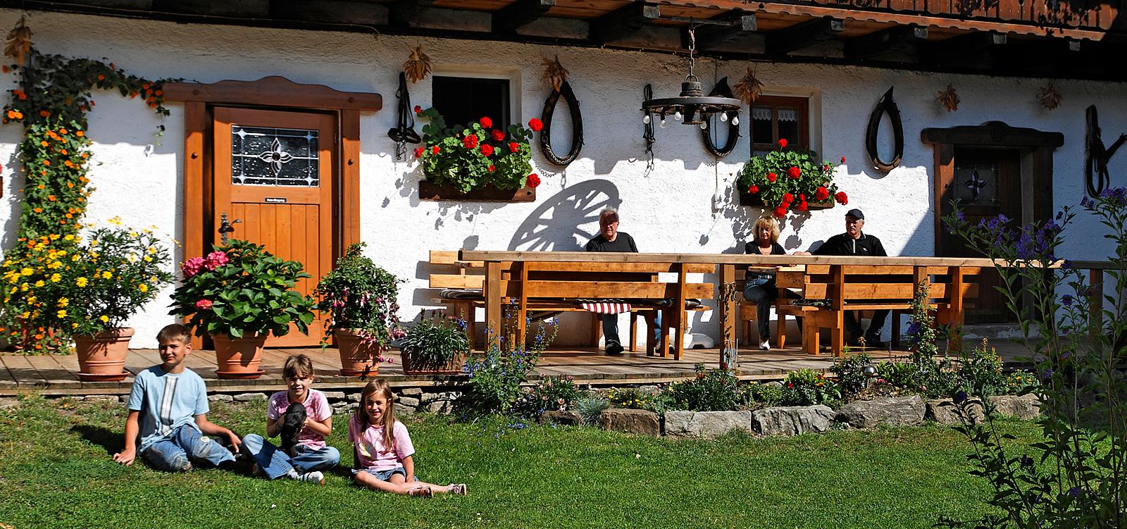 Bayerischer Wald Ferienhof