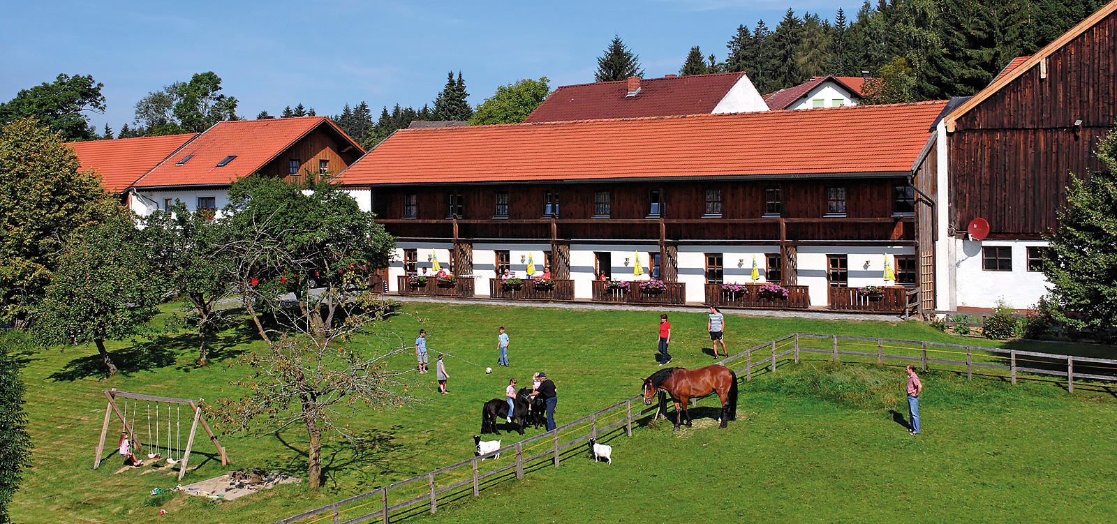 Bayerwald-Ferienhof am Nationalpark Bayerischer Wald