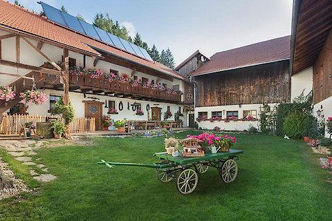 3-Sterne Bayerwald Ferienhof in Bayern